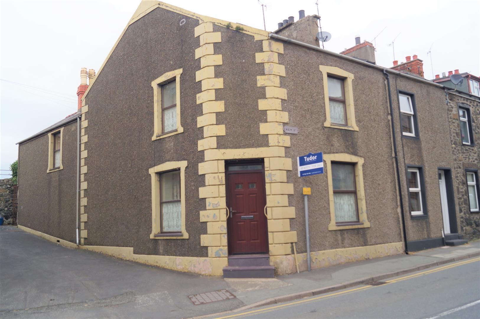 New Street, Pwllheli - £99,000